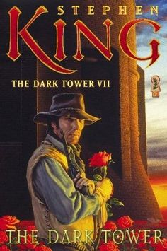 Review of The Dark Tower by Stephen King.  10 / 10 - http://jreadinglife.blogspot.com/2017/05/the-dark-tower-by-stephen-king.html