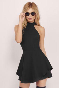 Love & Lust Skater Dress  | Find more Skater Dresses at www.tobi.com | #SHOPTobi | #L8rSk8r
