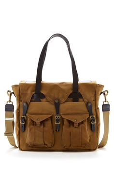 Tote Briefcase by FILSON