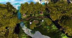 Morning Dew, Secret Places, Lush Green, Golf Courses, Fantasy, Explore, World, Fantasy Books, The World