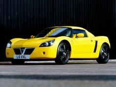 "Vauxhall VX220 ""Lightning Yellow"" '12.2001–10.2002"