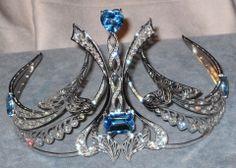 Miss Universe Slovak Republic 2009-Crown By DIC - Diamonds International Corporation