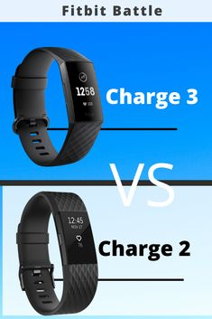 Fitbit Charge 3 vs Charge 2 Full Review and Comparison Chart!- Which one is the best for you in 2020?  #fitbit #usafitnesstracker #Reviews #2020 #Charge3vs2