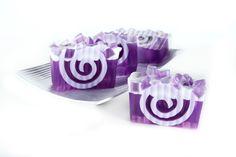 Glycerin Swirl Soap! Beautiful!