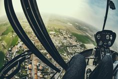 I recently went through an album from 2009 in search for some photos. I came across these fisheye photos from when went flying with an R22. I re-edit a couple of shots so they meet the standards I …