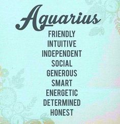 Discover and share Aquarius Personality Quotes. Explore our collection of motivational and famous quotes by authors you know and love. Aquarius Traits, Aquarius Love, Aquarius Quotes, Aquarius Horoscope, Aquarius Woman, Age Of Aquarius, Zodiac Signs Aquarius, Astrology Signs, Pisces