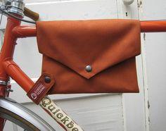 Nice bike bag.