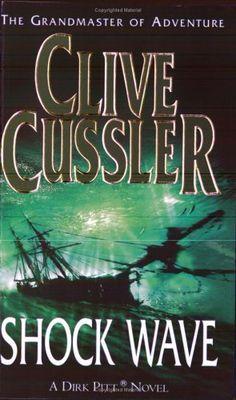Shock Wave  by Clive Cussler