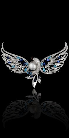Master Exclusive Jewellery - Коллекция - Birds of paradise #Birds#Animals#