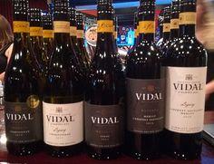 Vidal Estate Tasting with Hugh Crighton at Decanta - NZ Wine Directory