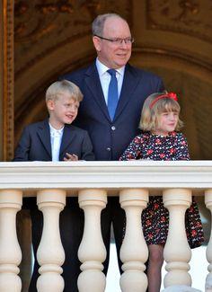 Prince Albert Of Monaco, Andrea Casiraghi, Family World, Monaco Royal Family, Royal House, Corpus Christi, Grace Kelly, Happy Fathers Day, Marie