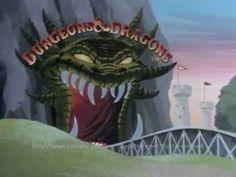 Dragones y Mazmorras intro HQ (Opening spanish)