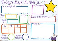 Teacher's Pet Displays » Resource Search » square numbers » FREE downloadable EYFS, KS1, KS2 classroom display and teaching aid resources » A Sparklebox alternative