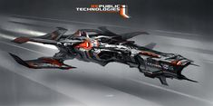 jon mccoy art futuristic scott robertson spaceship concept hovercraft speeder cruiser racer space craft fzero f-zero 2 Spaceship Art, Spaceship Design, Spaceship Concept, Concept Ships, Concept Art, Spaceship Interior, Star Citizen, Aliens, Scott Robertson