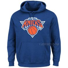 http://www.yjersey.com/new-york-knicks-pullover-hoodie-blue.html NEW YORK KNICKS PULLOVER HOODIE BLUE Only $52.00 , Free Shipping!
