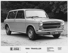 1971 Austin Morris 1300 Traveler