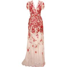 edited by Satinee - Red carpet dresses collection ❤ liked on Polyvore featuring dresses, gowns, long dresses, vestidos, satinee, pink dress, pink gown, red carpet dresses and red carpet gowns