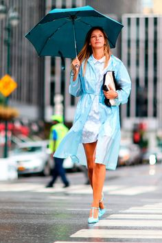 The unmistakable touch of New Yorkers in their fashion week: ELLE España waysify