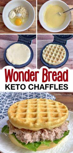 Low Carb Bread, Low Carb Keto, Bread Diet, Ketogenic Recipes, Keto Recipes, Recipes Dinner, Breakfast Recipes, Dessert Recipes, Ketogenic Diet