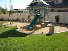 Image result for playground landscape