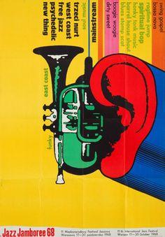 Bronisław Zelek - Jazz Jamboree 68, 1968 r.