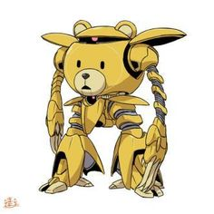 GUNDAM Shitposter: The only acceptable Bearguys