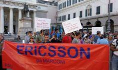 Offerte lavoro Genova  A Genova 60 posti a rischio  #Liguria #Genova #operatori #animatori #rappresentanti #tecnico #informatico Lavoro: Ericsson conferma licenziamenti