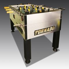 Join many of our happy customers by decorating your games room or office space with our top quality Tornado Foosball Table. Luxury Gifts For Men, Table Football, Traditional Games, Perfect Gift For Him, Game Room, Tables, Rooms, Bedroom, Decor