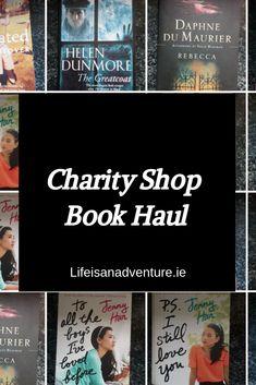 Books I recently got in a charity shop. Books. book haul. book blog. bookworm.