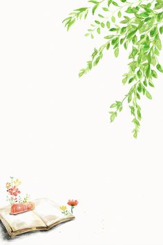 Simple And Beautiful Reading Poster Background Book Wallpaper, Framed Wallpaper, Cute Wallpaper Backgrounds, Cute Wallpapers, Book Background, Background Drawing, Background Pictures, Library Posters, Reading Posters