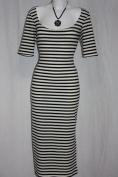 Vintage Nicole Miller Body con dress minimilist by PitzicatVintage, $55.00