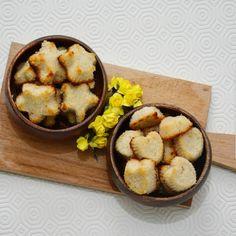 Bu kararcık malzemeden bu lezzet 👌 Hindistan cevizi aşıklarına Snack Recipes, Snacks, Muffin, Chips, Breakfast, Instagram Posts, Food, Snack Mix Recipes, Morning Coffee