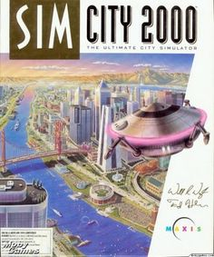 SimCity 2000 - BEST PC GAME EVER #90s #throwback #flashback