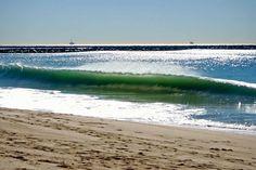 Santa Ana Winds day — Photo by Ross Fletcher Art