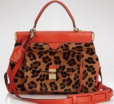 Tory Burch Satchel, Priscilla Small $695. Where to Find Cheap Designer Handbags.