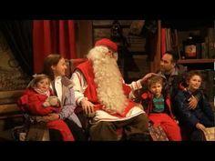 Vila do Papai Noel na Finlândia