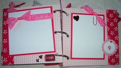 5 ThiNgS I LOVE AboUT YOU premade scrapbook by JourneysOfJoy