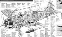 airplane cutaway - Google 검색