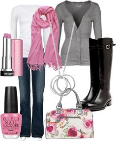 Super cute! Id change the boots to heels but other than its perfect!