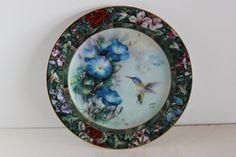 Lena Liu Hummingbird Plate