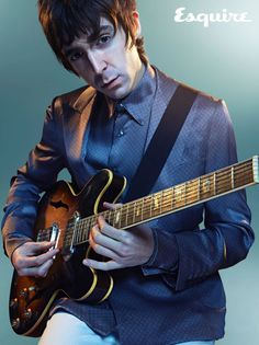 Miles Kane in Esquire. You can see more #mileskane stories at http://britpopnews.com  Images not owned by britpopnews