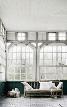 windowed-in porch?