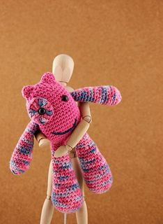 Bubble Feet Monster - FREE amigurumi pattern - Betty05_small2 - not specified - ✔ OK TO SELL WITH CREDIT TO DESIGNER ✔