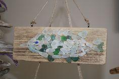 Kentish Driftwood - Beach Glass Fish