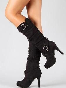 Dream Shoes, Crazy Shoes, Me Too Shoes, High Heel Boots, Heeled Boots, Bootie Boots, Boot Heels, Ankle Booties, Pretty Shoes