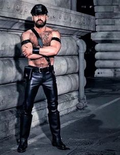 All about shiny, sexy black leather and rubber Handsome Men Quotes, Handsome Arab Men, Leather Men, Leather Boots, Black Leather, Piercing, Strong Woman Tattoos, Beautiful Women Quotes, Hairy Chest