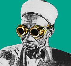 afro-futurist-pop-artist-william-chechet5.jpg (714×663)