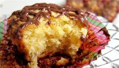Greek Sweets, Greek Desserts, Candy Recipes, Sweet Recipes, Cookbook Recipes, Cooking Recipes, Cooking Tips, Coconut Macaroons, Cake Bars