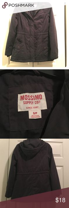 Utility jacket Gray fall utility jacket Mossimo Supply Co Jackets & Coats Utility Jackets