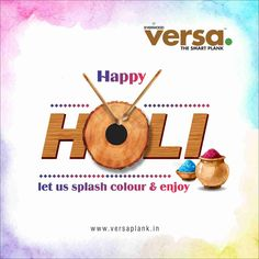 May your life be as colourful as the colours of Holi. May you reach new heights in life. Wishing you a very Happy Holi